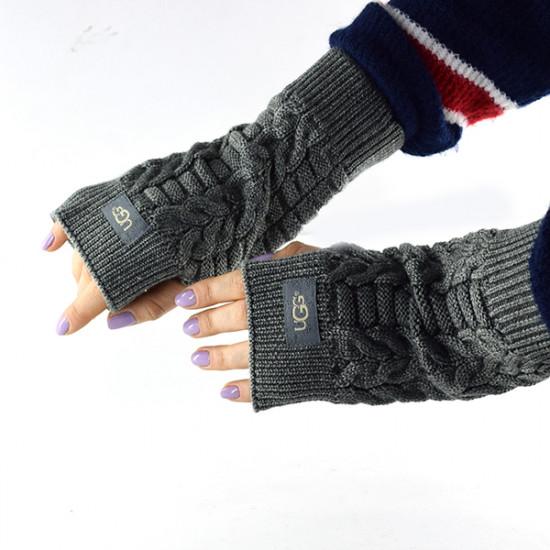 ❎ Женские перчатки UGG Gloves Grey